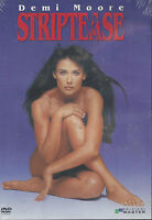 Dvd **STRIPTEASE** con Demi Moore nuovo 1996