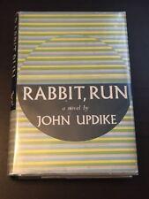 Rabbit, Run - John Updike (SIGNED, First Edition, First Printing)