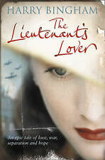 The Lieutenant's Lover Harry Bingham ~ Paperback Book ~ With Free P&P UK
