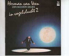 CD HERMAN VAN VEENin vogelvlucht 2EX- (B3627)