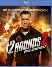 12 ROUNDS 2: RELOADED (BLU-RAY,DVD/DIGITAL, 2016) NEW