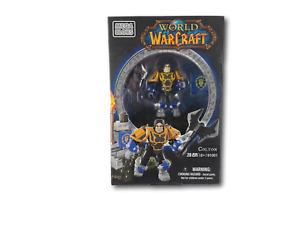 Mega Bloks 91001 World of Warcraft Colton Mini Figure