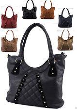 Damen-Shopper/- Umwelttaschen mit Fächern und Reißverschluss