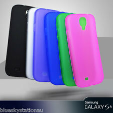 6 Colour Jelly Case Cover for Samsung Galaxy S4 S 4 / i9500 / i9505 +Screen Gurd