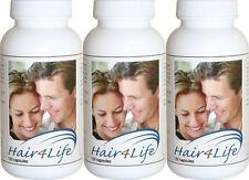 Hair4Life x 3 Bottles (360 Capsules)