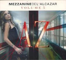 MEZZANINE DE L´ALCAZAR 5 = Navarra/DFA/Kupper/Zimpala..=2CD=DOWNTEMPO DEEP HOUSE