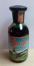 65491 Liquore Amaro di Genziana Jorghe Asolo (TV)- 50 cl - vintage originale
