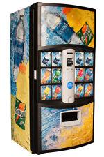 Royal HVV  Aqufina and Gatorade HVV-768-12 Vending Machine