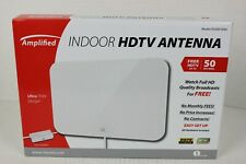 1byone Digital Amplified Indoor HD TV Antenna OUS00-0566