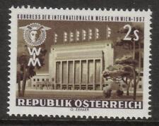 AUSTRIA MNH 1967 SG1507 INTERNATIONAL TRADE FAIRS CONGRESS