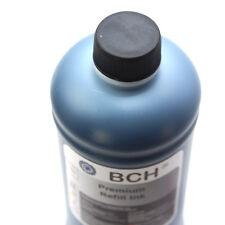 Premium PIGMENT 500 ml (16.9 oz) Black Bulk Refill Ink for Canon