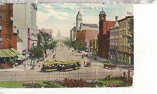 Pennsylvania Avenue from Treasury   Washington D.C. Mailed 190? DB Postcard 3117