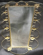 Gothic Metal Frame Decorative Mirrors