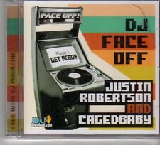 (FP664) Justin Robertson / Cagedbaby - DJ Magazine sealed CD