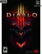 Diablo III 3 Battlenet Download Key Digital Code [FR] [UE] PC
