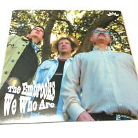 The Embrooks 'We Who Are' THSLP-006 2018 Limited Ed. Vinyl LP +CD + Download M/M