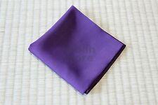 JAPANESE TEA CEREMONY Fukusa Japanese cloth  (color:purple)