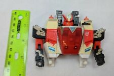 Transformers Cybertron Override Over Ride Action Figure - Partial, Incomplete