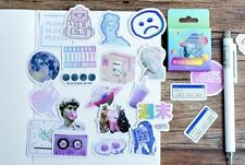 Aesthetic Stickers Pack of 46 Stickers