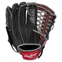 "Rawlings R9 R9205-4BSG 11.75"" Infield Baseball Glove - RH Throw (NEW)"