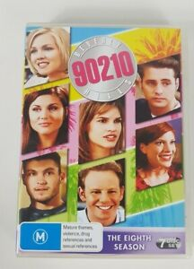 Beverly Hills 90210 Complete Eighth Season DVDs Region 4
