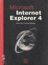 Microsoft Internet Explorer 4 Pott, Oliver und Gunter Wielage: