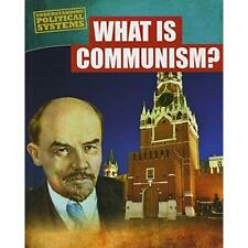 What Is Communism? (Understanding Political Systems) - Paperback / softback NEW