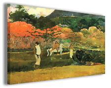 Quadri famosi Paul Gauguin vol XVIII Stampa su tela arredo moderno arte design