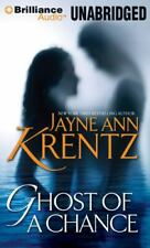 Ghost Of A Chance (Compact Disc) by Jayne Ann Krentz Unabridged