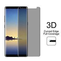 Protection des Yeux 3D Verre de pour Samsung Galaxy Note 8 N950 Anti-spy
