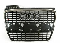 New Genuine AUDI A4/S4 (2005-2009) S-Line Front Bumper Radiator Grill Assembly