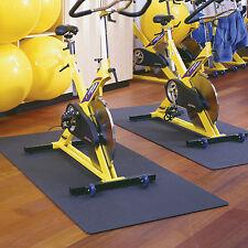Bodenschutzmatte Unterlegmatte Bodenmatte für Fitnessgeräte Gymnastikmatte