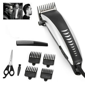 Electric Men's Hair Clippers Trimmers Beard Shaver Mains Trimmer Cutting Machine