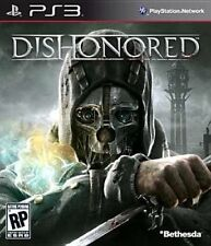 Ps3 Sony PlayStation 3 Game Dishonored US Boxed