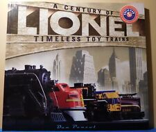 Lionel A Century of Timeless Toy Trains By Dan Ponzol  Soft Cover 2002