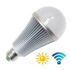 LEDBOX Bombilla LED E27, 12W, chip Samsung, Sensor movimiento y luminosidad