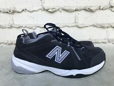 EUC New Balance Men's MX608V4N Training Running Shoe Navy Suede US 10 4E EUR 44
