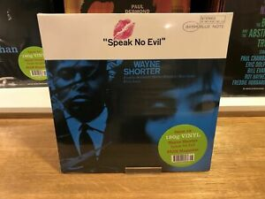 "Wayne Shorter - ""Speak No Evil"" - JAZZ AT 33 1/3 Vinyl Disc-deagostini"
