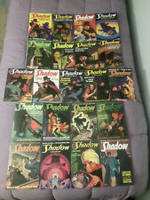 The Shadow Double Novel Pulp Reprints - Multiple volumes for sale