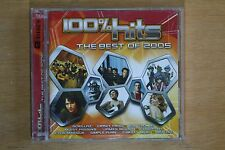 100% Hits The Best Of 2005  - Crazy Frog, Rob Thomas     (C362)