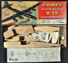 "B-29 Fortress by Comet 1944 Solid Model Kit ""M3"""
