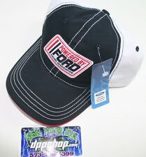 powered by ford racing association baseball cap hat black new adjustable