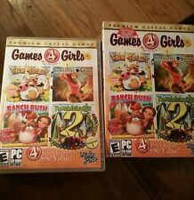 Games 4 Girls - Volume 2 (Microsoft Windows, 2010)