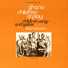 Ivan Annan - Ghana: Children at Play: Children's Songs & Games [New CD]
