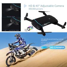 Foldable 720P HD Camera Selfie Drone 2.4G Wifi FPV App Control RC Quadcopter❤❤M