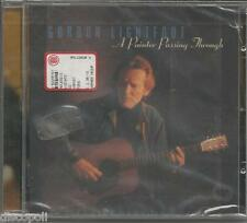 GORDON LIGHTFOOT - A painter passing - CD 1998 SEALED