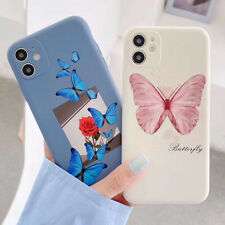 F iPhone 11 Pro Max 8 Plus XS Max XR Liquid SILICONE Cute Girls Phone Case Cover
