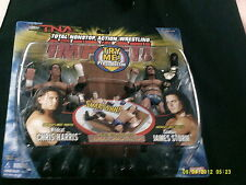 TNA Americas Most Wanted Action Figure Set ex condition EXTREMELY RARE