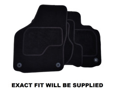 Premium Tailored car Mats Mitsubishi Outlander Auto 7 Seater from 2013 On