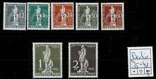 "Berlin "" 75 J. Weltpostverein (UPU)"" Nr. 35 - 41  geprüft !"